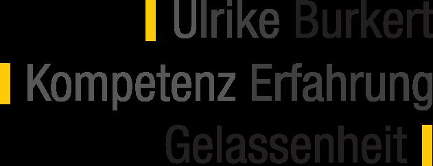 Logo Ulrike Burkert