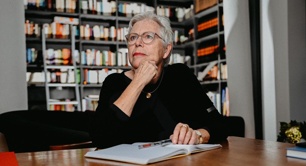 Ulrike Burkert steht für Kompetenz, Erfahrung und Gelassenheit